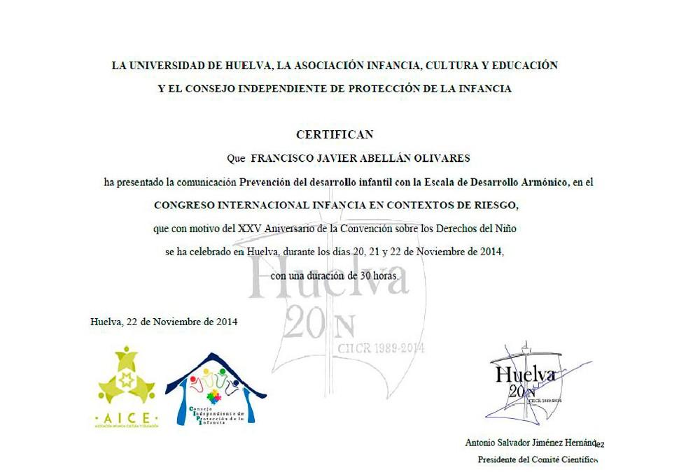 El Congreso Internacional de Huelva acoge a la Eda
