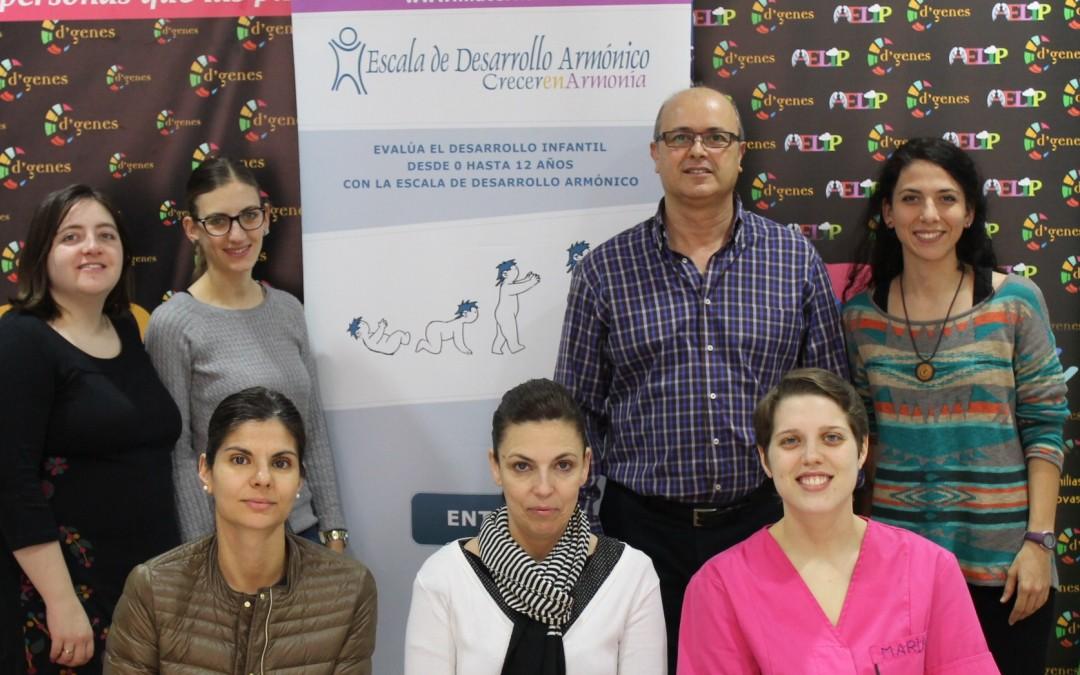 La asociación D´GENES evaluará las enfermedades raras con la EDA
