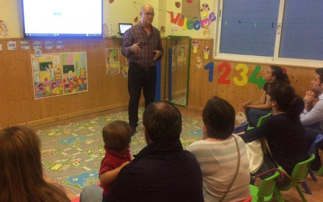 La Escuela Infantil POMPITAS utilizará la EDA con su alumnado