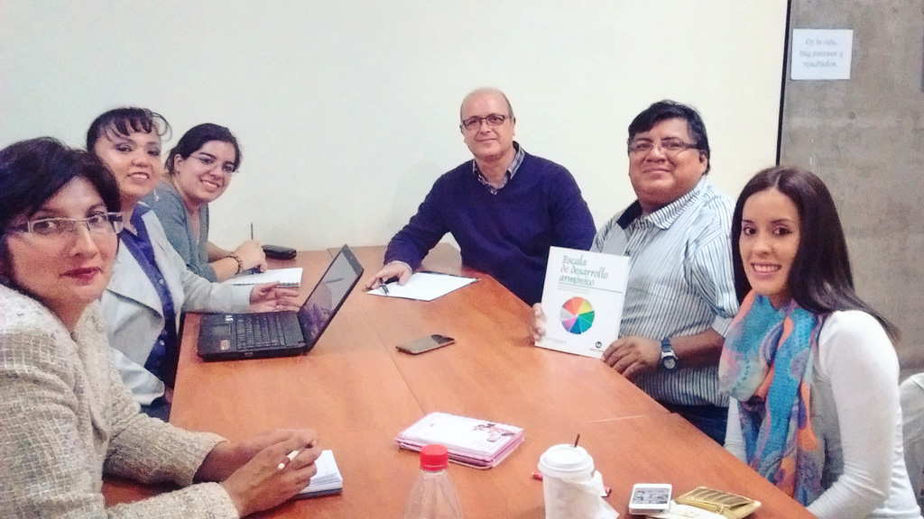 ECUADOR adopta la EDA para evaluar el desarrollo infantil