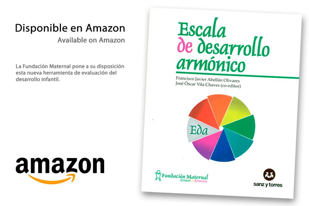 La EDA disponible en Amazon